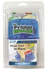 RV REFRIGERATOR FRIDGE BRACE 2PK