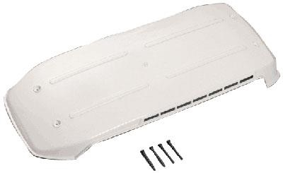Old Style Dometic Refrigerator Vent Lid Cover White
