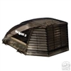 MAXXAIR II VENT COVER, SMOKE