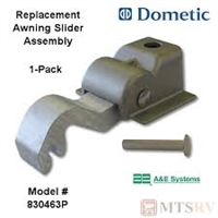 DOMETIC A&E AWNING SLIDER ARM ASSEMBLY, 830463P