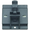 CAREFREE SPIRIT OR FIESTA BOTTOM AWNING BRACKET BLACK