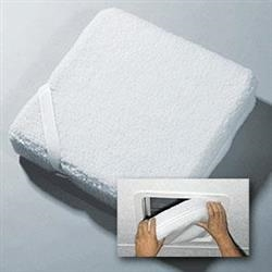 VENT INSULATION CUSHION WITH STRAP