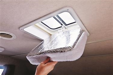 Roof Vent Insulation Pillow