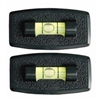 SMALL LEVEL BLACK, 2PK