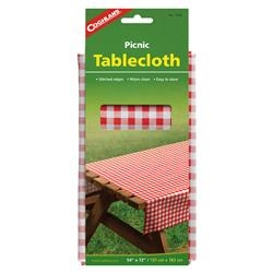 "PICNIC TABLECLOTH 52"" x 72"""