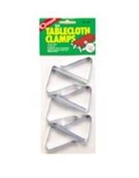 TABLECLOTH CLAMPS, PAK/6