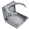 FOLDABLE CUP HOLDER GRAY