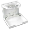 FOLDABLE CUP HOLDER WHITE