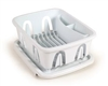 MINI DISH DRAINER & TRAY