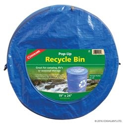 COLLAPSIBLE RECYCLE TRASH CAN