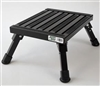 STEP STOOL BLACK