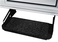 "STEP RUG 18"" BLACK OUTRIGGER"