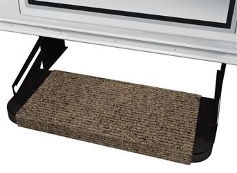 "STEP RUG 18"" BROWN OUTRIGGER"