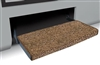 "JUMBO WRAPAROUND 23"" STEP RUG BROWN"
