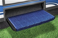 WRAPAROUND STEP RUG PLUS, BLUE
