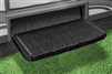 "WRAPAROUND 20"" STEP RUG PLUS BLACK"