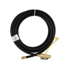 LPG PROPANE QUICK DISCONNECT HOSE 144""