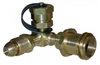 LPG PROPANE EXTEND-A-FLOW PLUS FITTING
