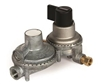 LPG PROPANE 2-STAGE AUTO-CHANGE REGULATOR