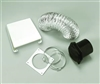 CLOTHES WASHER DRYER VENT KIT