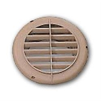 HEATING COOLING REGISTER VENT, BEIGE