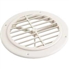 HEATING COOLING CEILING GRILL REGISTER WHITE
