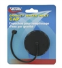 FRESH WATER INLET CAP BLACk