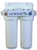 FLOWPUR WATTS DUAL WATER FILTER