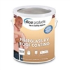 FIBERGLASS RV ROOF COATING GALLON