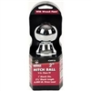 "TRAILER HITCH BALL 2"" X 1"" X 2-1/8"" CHROME"