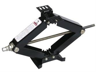 "STABILIZER SCISSOR JACK 20"" SINGLE 5,000# RATED"