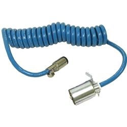 BLUE OX 7 TO 6 ELECTRICAL COILED CABLE