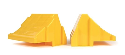 WHEEL CHOCKS USE WITH CAMCO'S LEVELING BLOCKS