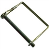 "TRAILER COUPLER SAFETY LOCK PIN 1/4""DIA 2-1/2""L, 01274"