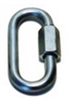 TRAILER SAFETY CHAIN QUICK LINK RAPID LINK 5/16""