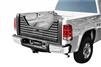 5TH WHEEL LOUVERED TAILGATE DODGE