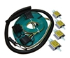 TOWED VEHICLE WIRING KIT 4 DIODES