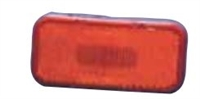 COMMAND RECTANGULAR LENS RED