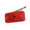 FLEETWOOD STYLE RED CLEARANCE LIGHT, E395