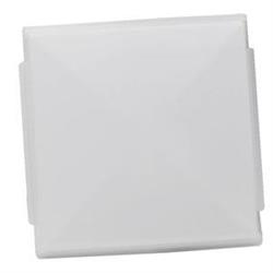 INTERIOR SQUARE LENS REPLACEMENT WHITE