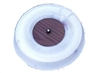 FLUORESCENT THIN-LITE LIGHT ROUND LIGHT, DIST-109C