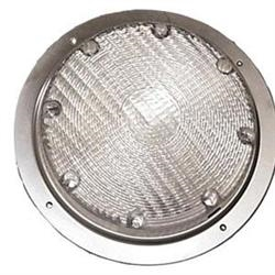 Led Round Scare Porch Light Complete