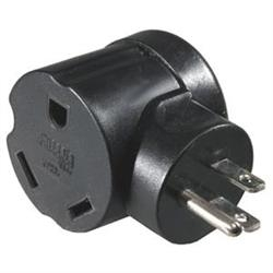ADAPTER 30F-15M 90 DEGREE