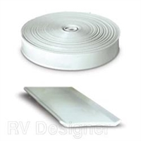 "3/4"" INSERT TRIM, 25FT WHITE"