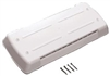 DOMETIC REFRIGERATOR VENT LID, WHITE