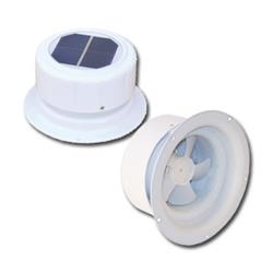 SEWER VENT SOLAR POWERED FAN, 53-945001