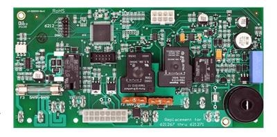 DINOSAUR ELECTRONICS NORCOLD POWER SUPPLY CIRCUIT BOARD 6212XX on
