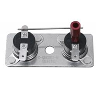 SUBURBAN WATER HEATER 120V THERMOSTAT SWITCH, 130 DEG