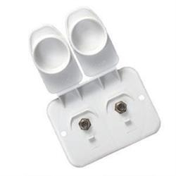DUAL ENTRY CABLE PLATE, 94323