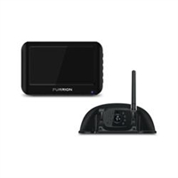 "WIRELESS BACKUP CAMERA VISION S VEHICLE OBSERVATION SYSTEM 4.3"" DISPLAY WITH SHARK FIN BRACKET"